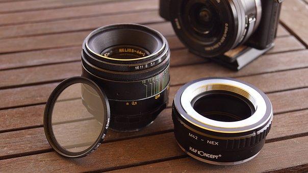 Photo, Camera, Lens, Take A Photograph, Photos