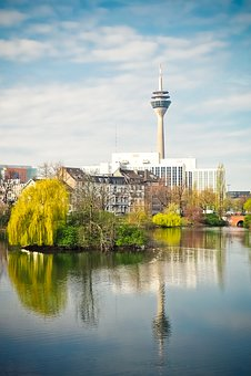 Skyline, Architecture, Building, City, Sky, Modern