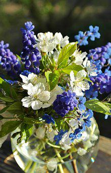 Flowers, Bouquet Of Flowers, Spring, Bouquet, Colorful