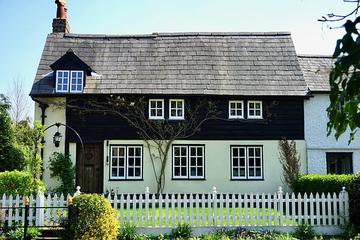 Cottage, Dwelling, House, Building, Home, Exterior