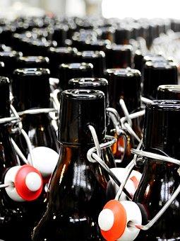Bottle, Iron Bottle, Beer Bottle, Beer, Alcohol, Drink