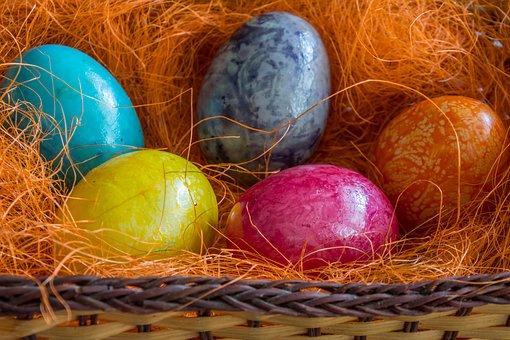 Easter, Easter Eggs, Holiday, Spring, Egg, Celebration