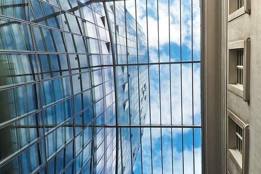 Architecture, Skyscraper, Glass Facades, Modern, Facade