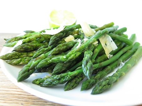 Asparagus, Eat, Green, Spring, Court, Vegetarian