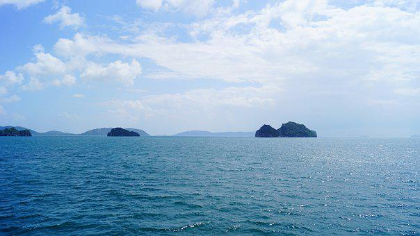Islands, From The South Of Samui, The Sea And Stroki