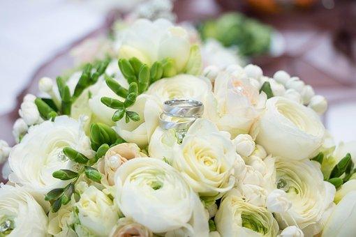 Wedding, Wedding Rings, Marriage, Marriage Ceremony