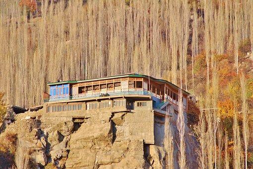 Hunza, Historical, Ancient, Pakistan, Mountain