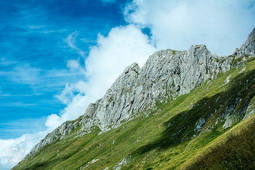 Mountains, Mountains Of Abkhazia, Abkhazia, Stones