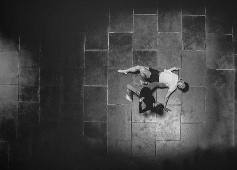 Dance, Contemporary, Performance, Gray Dance