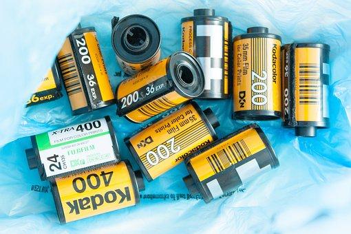 Film, Analog, Photography, Camera, Photo, Equipment