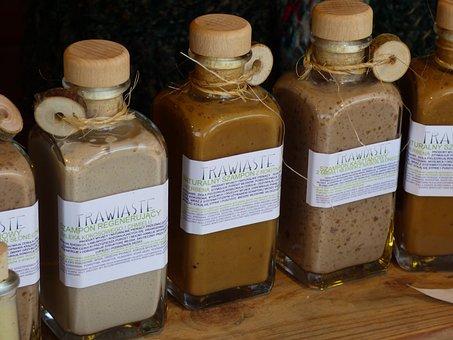 Cosmetics, Nature, The Bottle, Shampoo