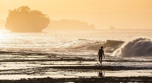 Coast, Fishermen, Asahi, And, Wave, Sour Golden Coast