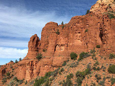 Red Rocks, Sedona, Arizona, Southwest, Desert, Scenic
