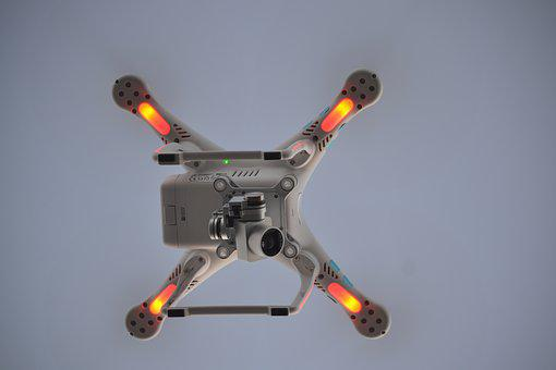 Drone, Quadcopter, Rc, Fly, Float, Aircraft, Monitoring