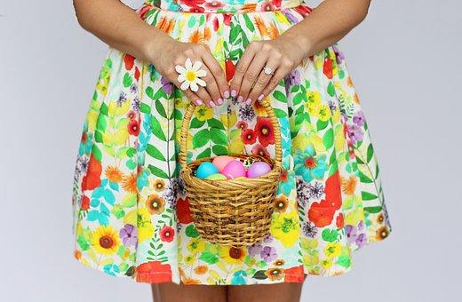 Easter, Easter Basket, Easter Eggs, Easter Egg Hunt