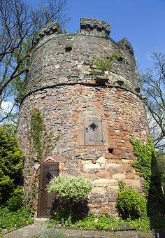 Frankenberg, Hessen, Germany, Witches' Tower