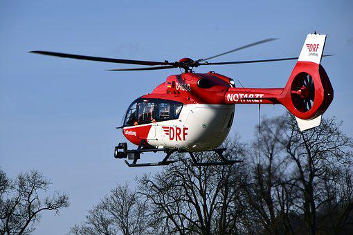 Helicopter, Air Rescue, Rescue Helicopter