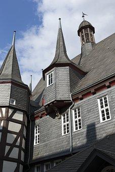 Frankenberg, Hessen, Germany, Waldeck-frankenberg