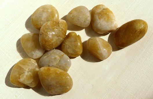 Pebbles, Quartz, Stones, Mineral, Geology, Ornamental