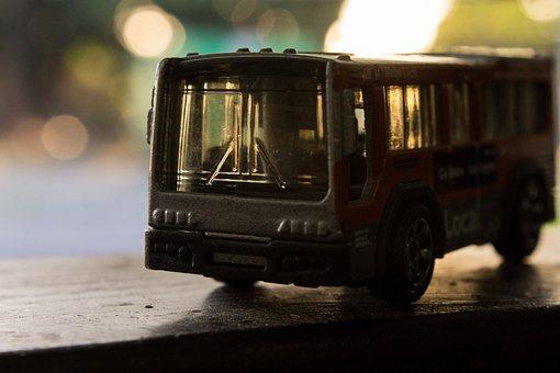 Bus, Cars, City, Collective, Buses, Tourist, Avenue