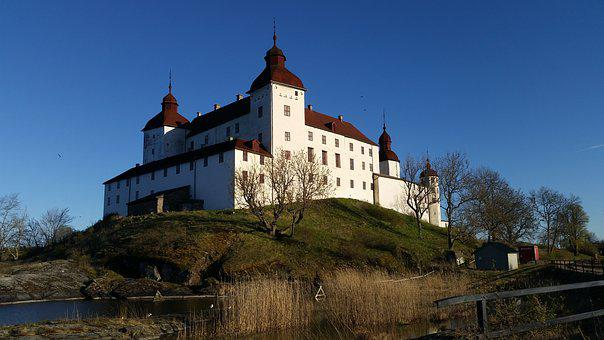 Castle, Sweden, Läckö Castle, Lidköping