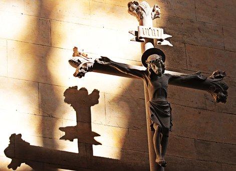 Jesus, Cross, Church, Wooden Cross, Faith, Christ