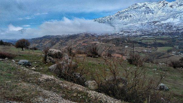 Landscape, Mountain, Taylor, Nature, Cloud