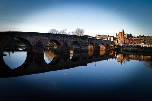 Dumfries, Dumfries And Galloway, Scotland