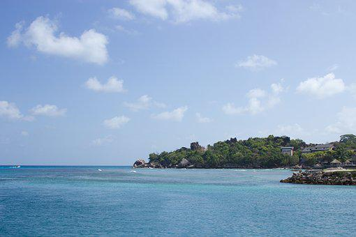 Island, Seychelles, Indian Ocean, Holiday, Sea