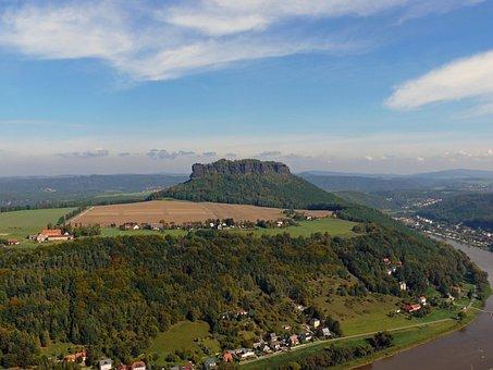 Lily Stone, Saxon Switzerland, Elbe Sandstone Mountains