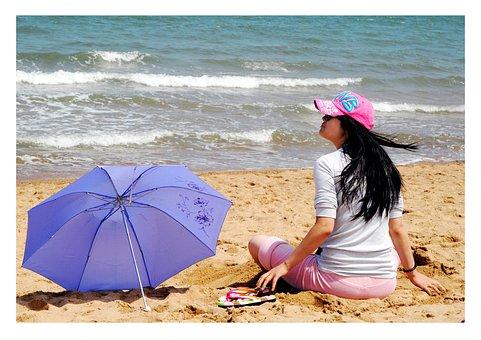 Listen To The Sea, Beach, Beauty