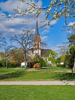 Darmstadt, Hesse, Germany, Mr Garden, Garden, Park