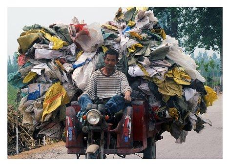 Livelihoods, Received Waste, Hard Work
