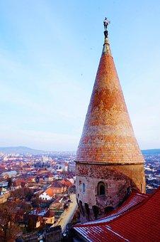 Romania, Ro, Deva, Hunedoara, Castle, Corvin, Tradition