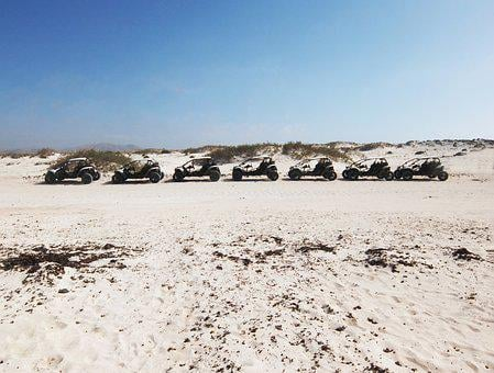 Buggy, Quad Buggy, Quad Bike, Car, Beach, Sand, Quad
