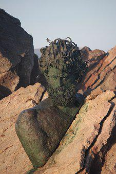 Statue, Iron, Monument, Sculpture, Figure, Metal