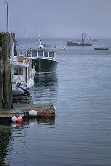 Boat, Sea, Maine, Ocean, Ship, Water, Travel, Marine
