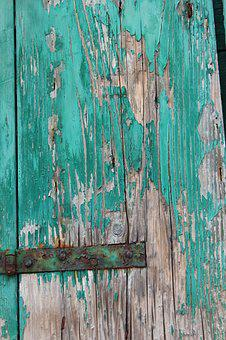 Wood, Distressed, Texture, Vintage, Paint, Rough, Aged