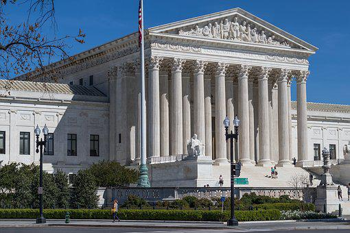 Us Supreme Court Building, Washington Dc, Government
