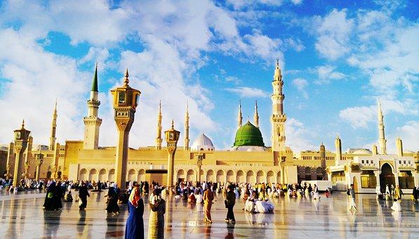 Modina, Love, Baytullah, Baitullah, Mokkah