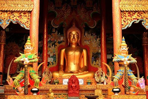 Temple, Religion, Religious, Asia, Buddhist, Culture