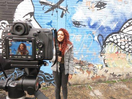 Film, Interview, Survey, Camera