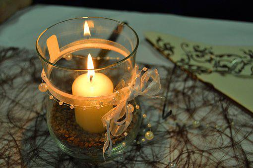 Candle, Flame, Candlelight, Light, Advent, Wax, Night