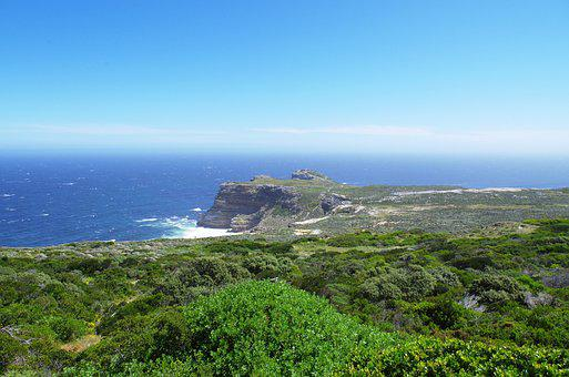 South Africa, Table Mountain Reserve, Cape Point
