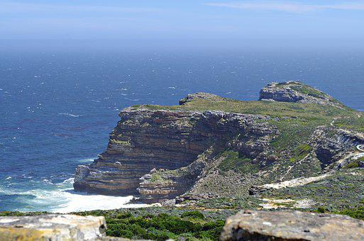 Cape Point, Cape Town, South Africa, Atlantic Side