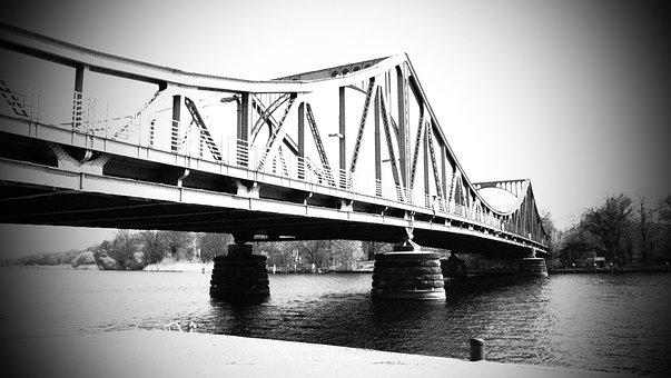 Berlin, Capital, Potsdam, Glienicker Bridge