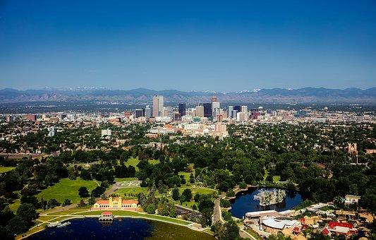 Denver, Colorado, City, Urban, Cityscape, Skyline