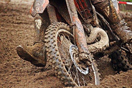 Motorcycle, Motocross, Cross Machine, Dirtbike, Enduro