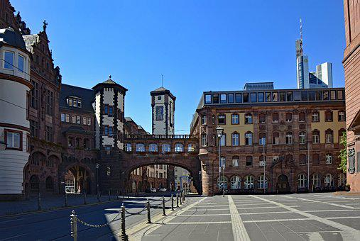 Frankfurt, Hesse, Germany, Paul's Place, Old Town