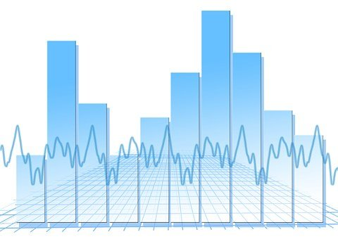 Statistics, Chart, Graphic, Bar, Symbol, Arrow